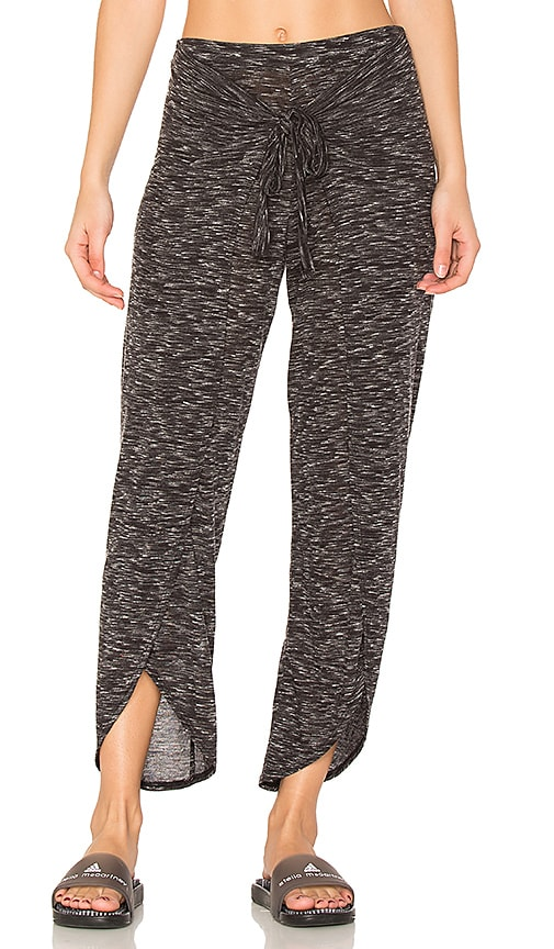 Free People Nothing To Lose Pant in Black
