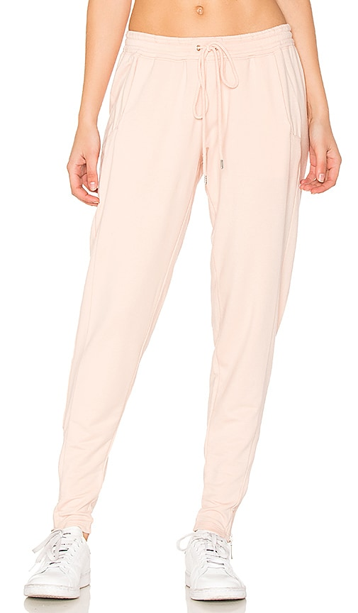 Free People Power Jogger in Pink