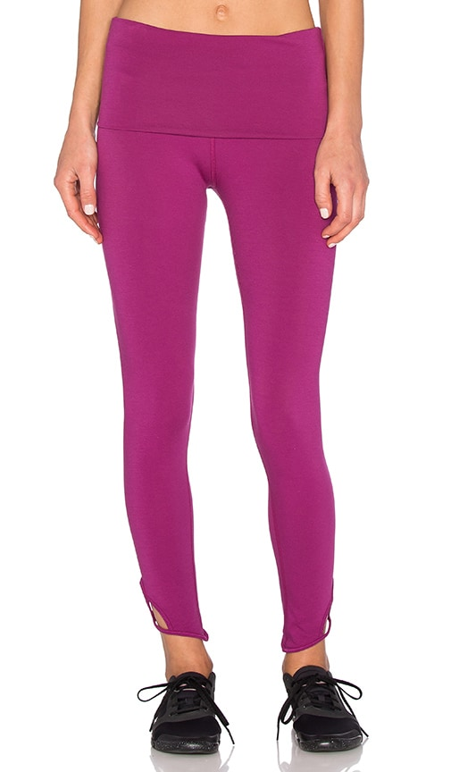 Free People Moonshadow Legging in Fuchsia