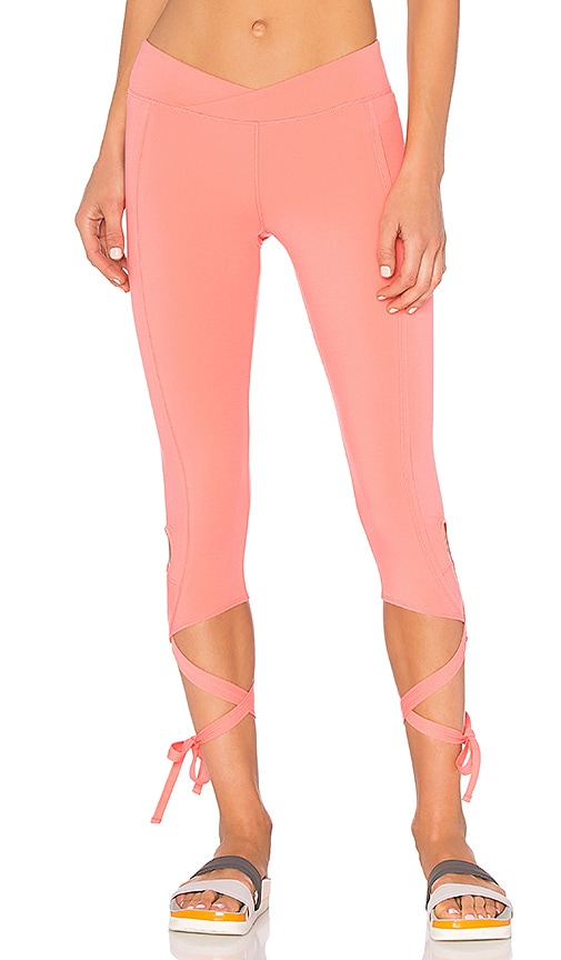 Free People Turnout Legging in Pink