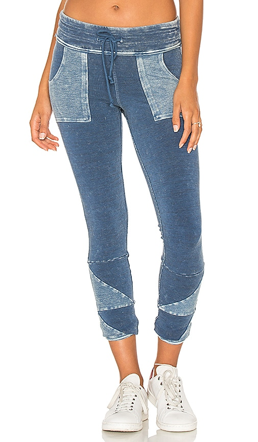 Free People Kyoto Legging in Blue