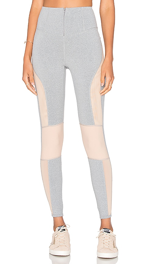 Free People Cool Rider Legging in Grey Combo