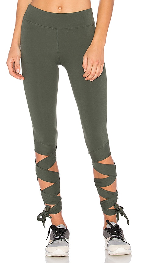 Free People Motion Legging in Green
