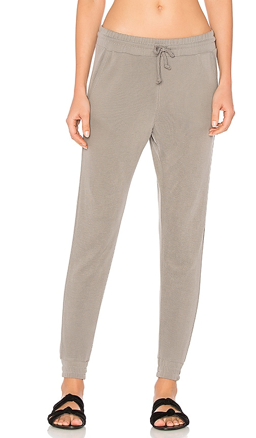 Free People Back Into It Jogger in Gray