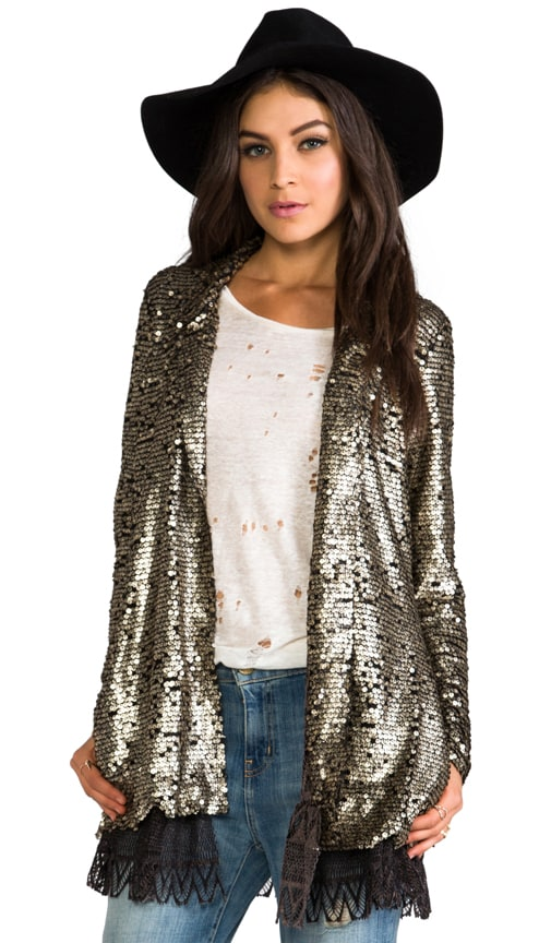 Tarnished Sequin Stardust Jacket