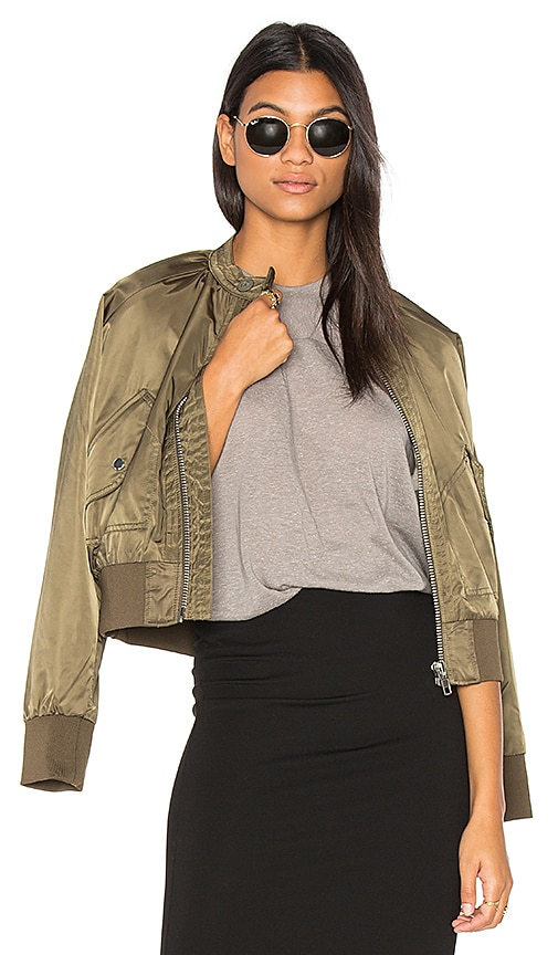 Free People Midnight Bomber in Army