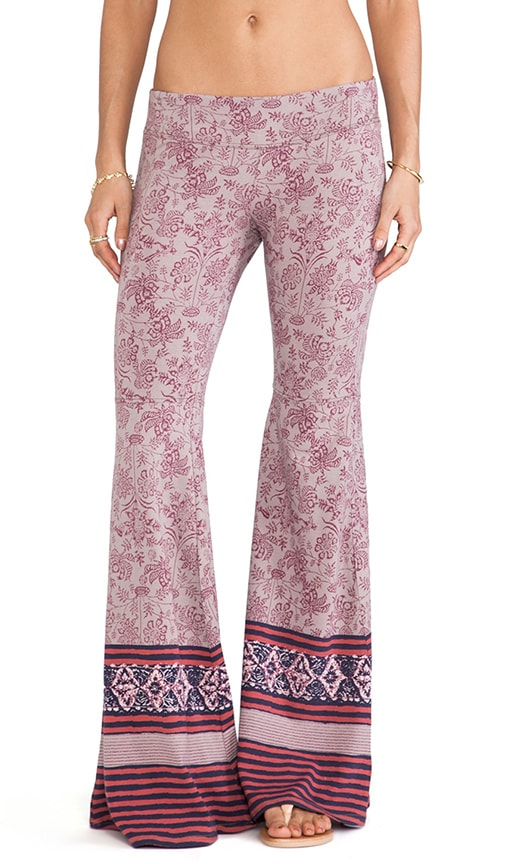 Flare Pull on Pant