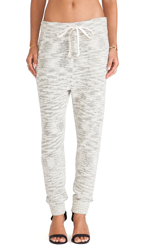 Sweater Harem Pant