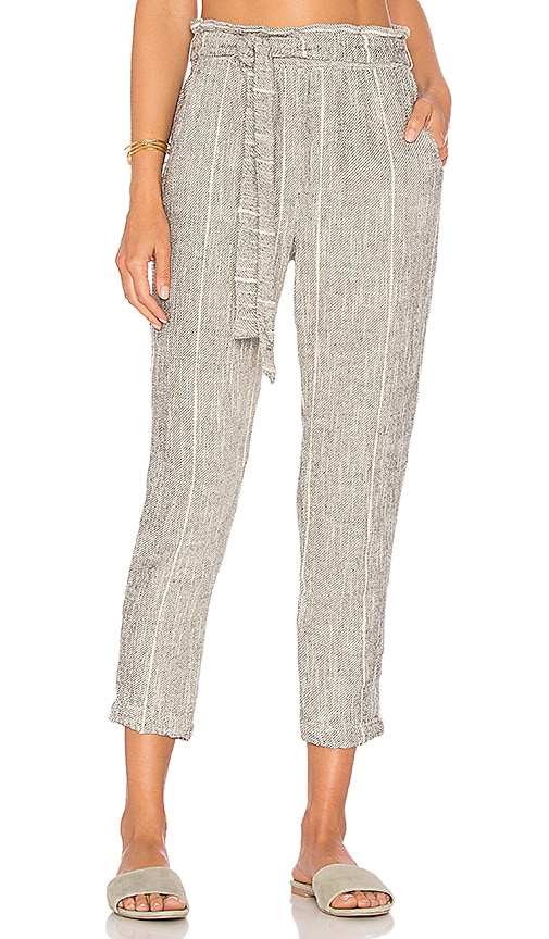 Free People Wild Coast Pant in Beige