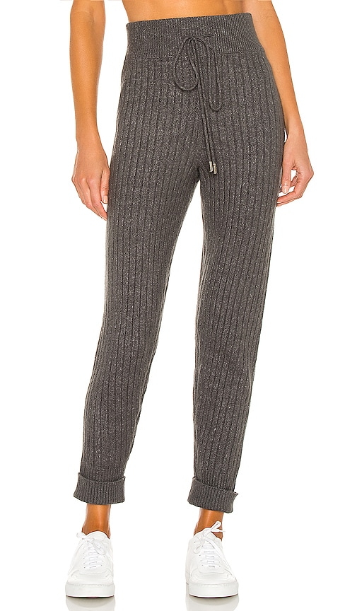 Free People Track pants AROUND THE CLOCK JOGGER