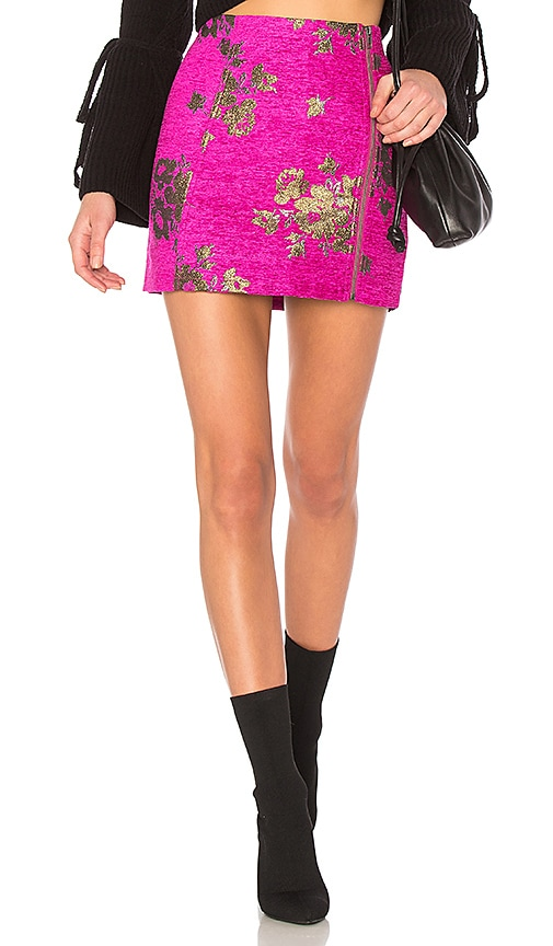 Movin On Mini Skirt