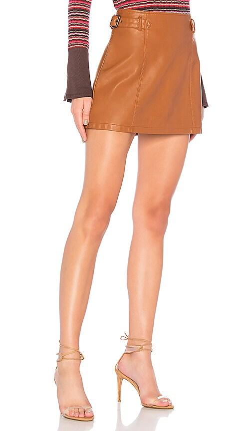 Charli Vegan Skirt