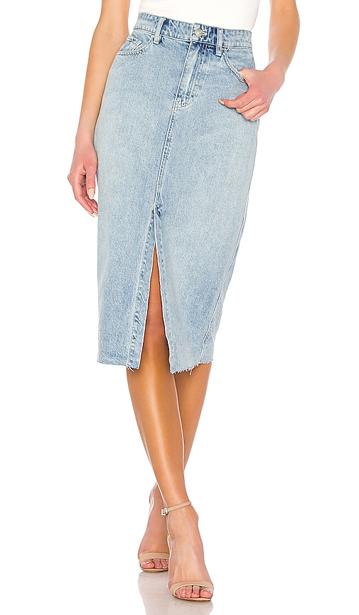 Wilshire Denim Skirt