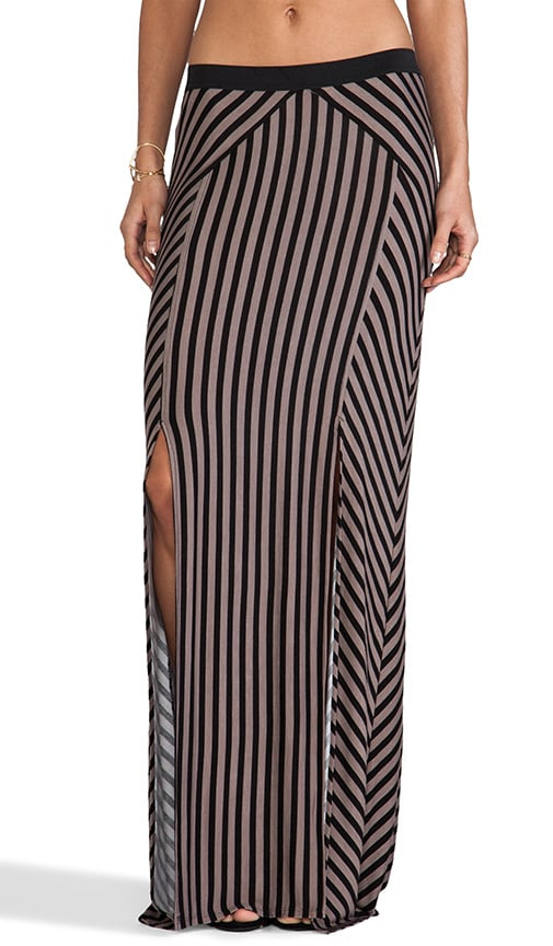 What's Your Angle Maxi Skirt