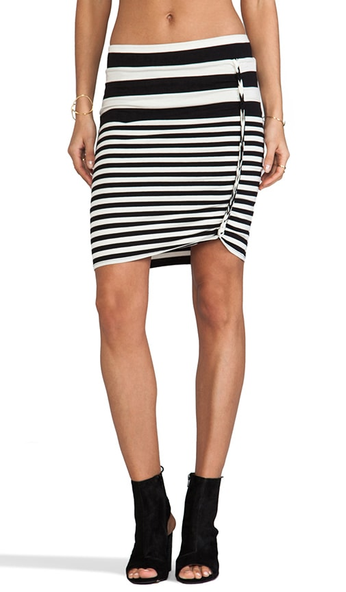 Stripe Lots O Knots Skirt