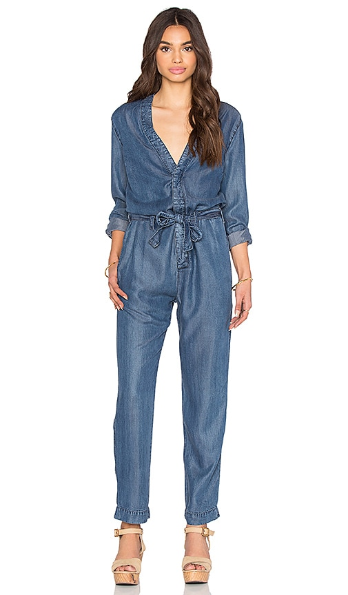 Lou Denim Jumpsuit