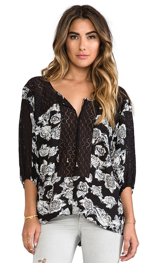 Moon River Blouse