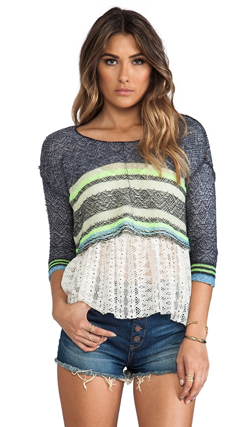 Take Charge Twofer Pullover