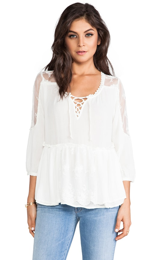 Romance Of The Rose Top