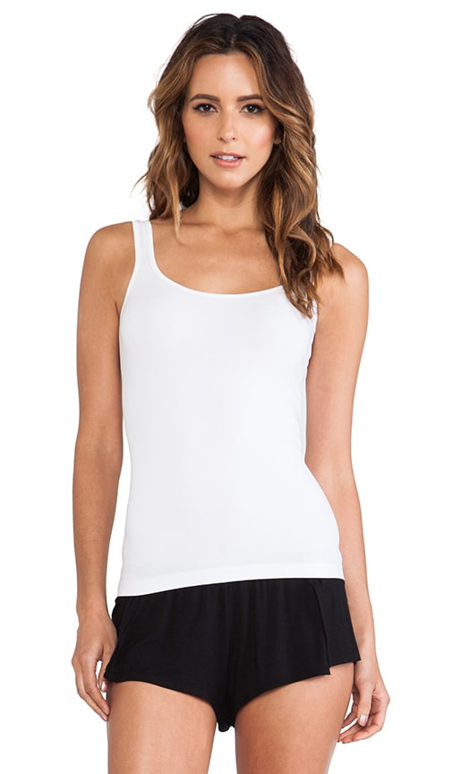 Seamless Scoop Tank