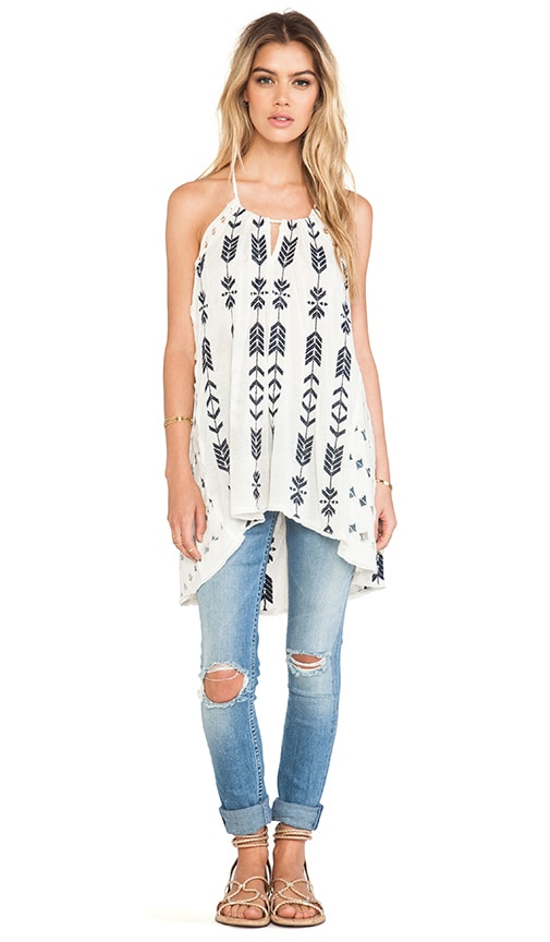 Peace and Arrow Tunic