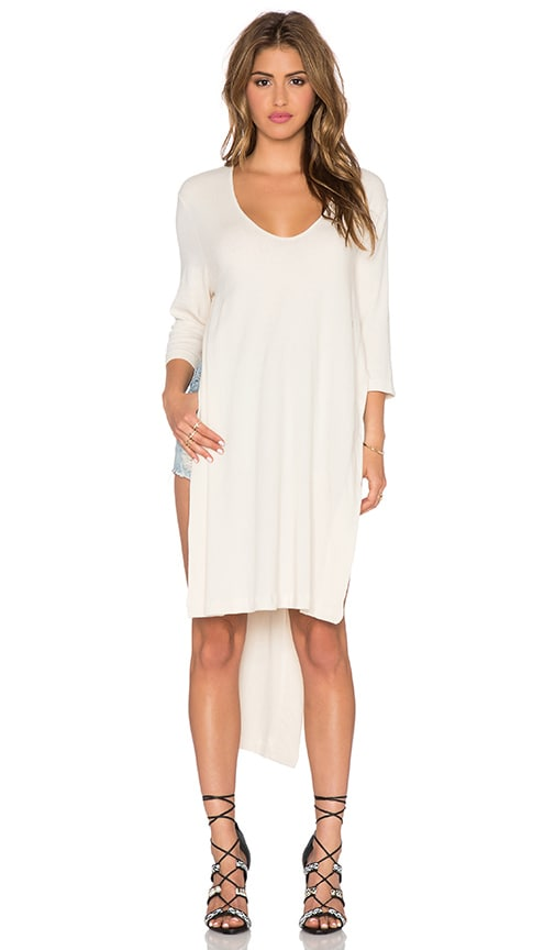Free People Bad Girls Tunic in Ivory