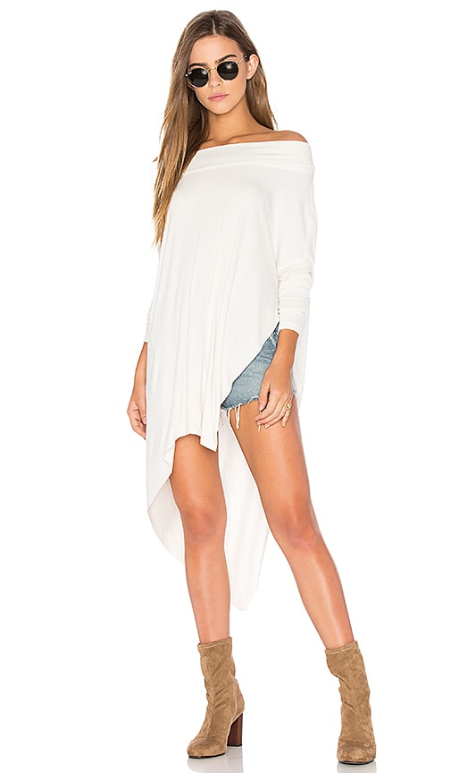 Free People Grapevine Tunic in Ivory