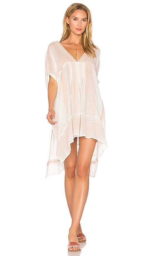 Free People The Great Escape Tunic in Ivory