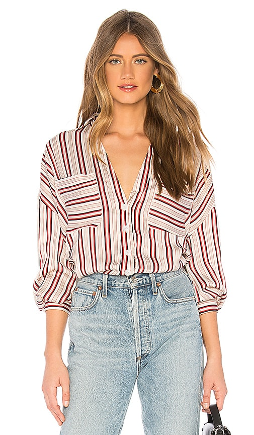 Mad About You Button Up