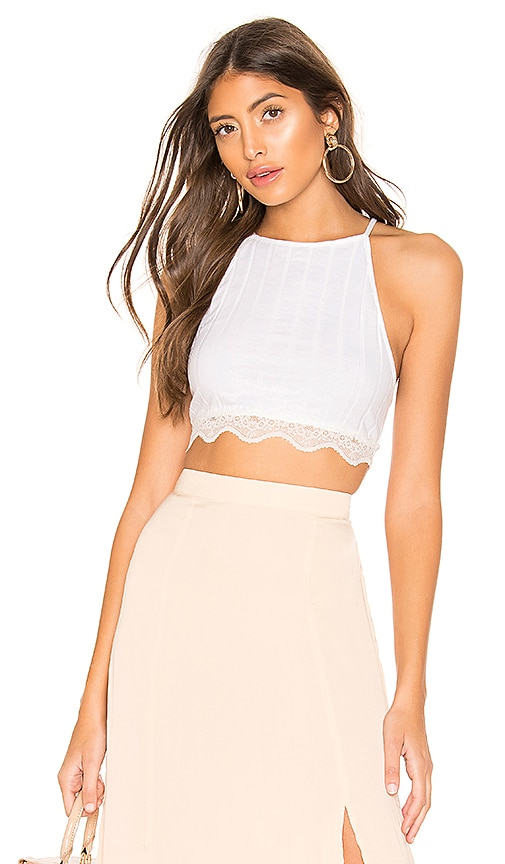 All Your Love Crop Top
