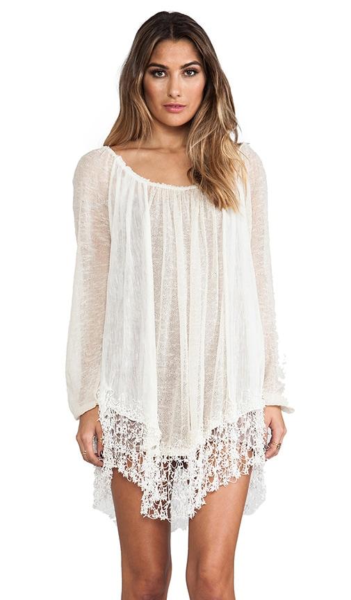 Slip Away Pullover Dress