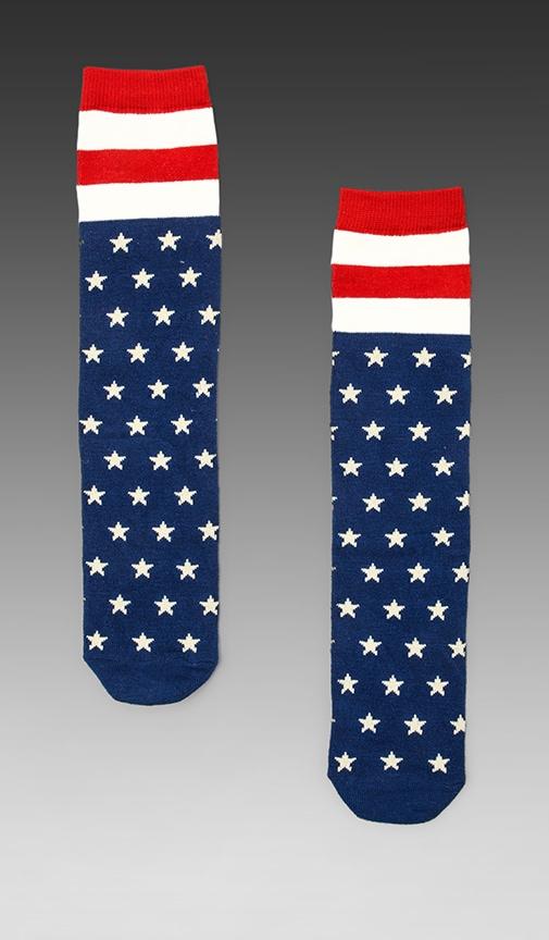 Americana Sock