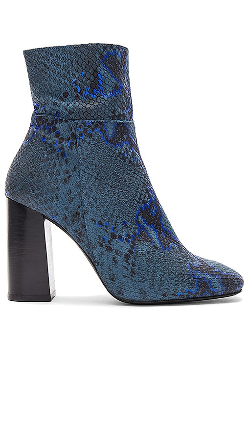 Free People Nolita Ankle Boot in Blue