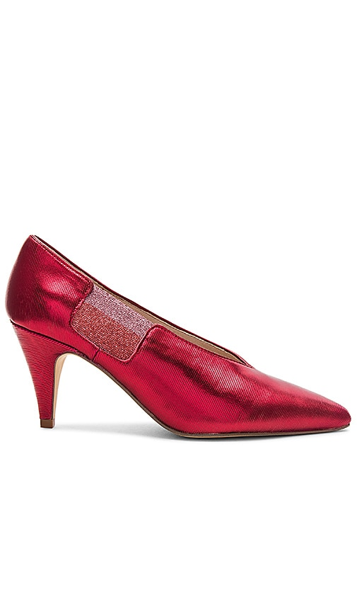 Free People Florence Heel in Red