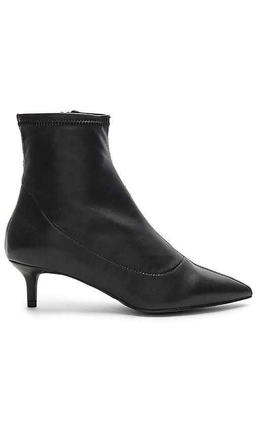 9ecd594078e Free People Marilyn Kitten Heel Boot in Black | REVOLVE