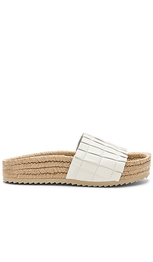 Free People Island Time Espadrille in White