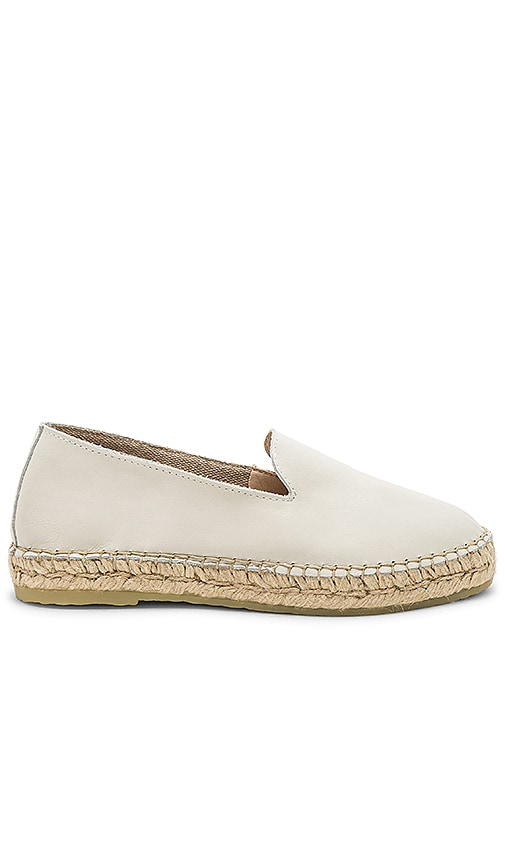 Free People Laurel Canyon Espadrille in White