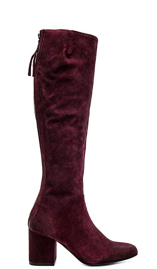 New Castle Tall Boot