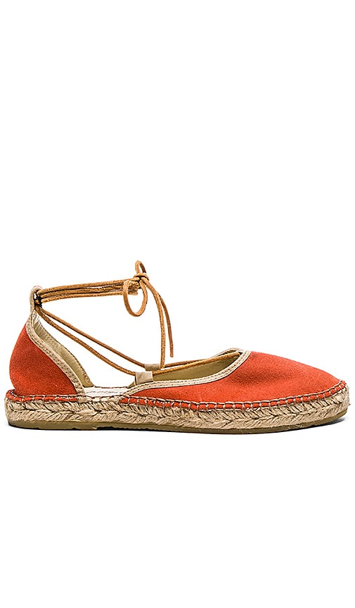 Marina Lace Up Espadrille