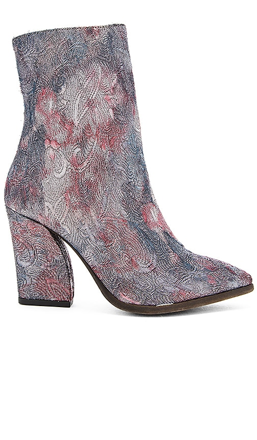 Free People Mystic Charms Bootie in Red