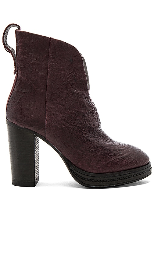 Free People Bolo Bandit Boot in Wine