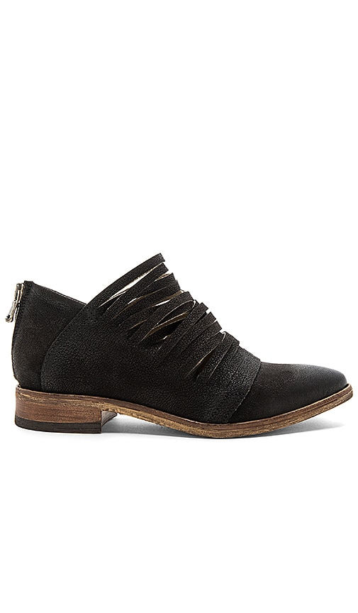 Free People Lost Valley Ankle Boot in Black