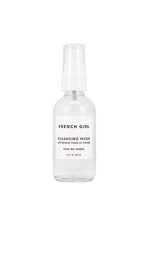 FRENCH GIRL ORGANICS TRAVEL ROSE CLEANSING WASH