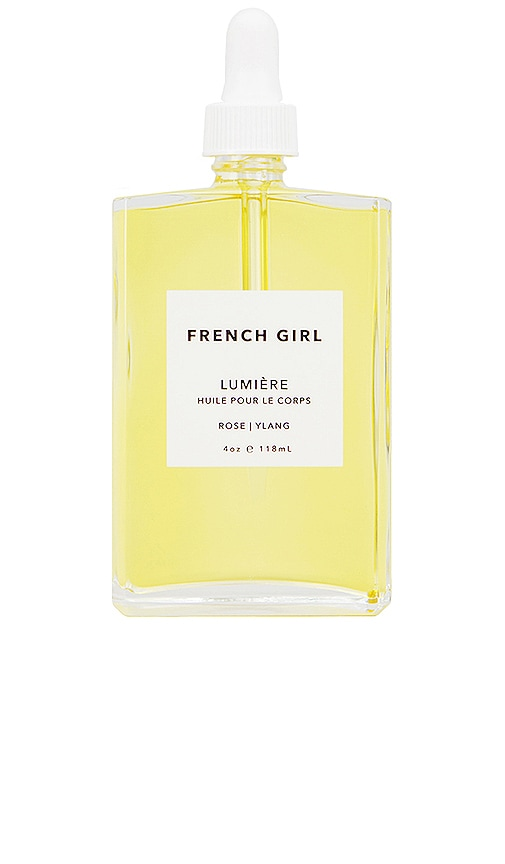 FRENCH GIRL ORGANICS LUMIERE BODY OIL