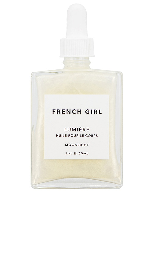 Travel Lumiere Shimmer Oil by French Girl Organics