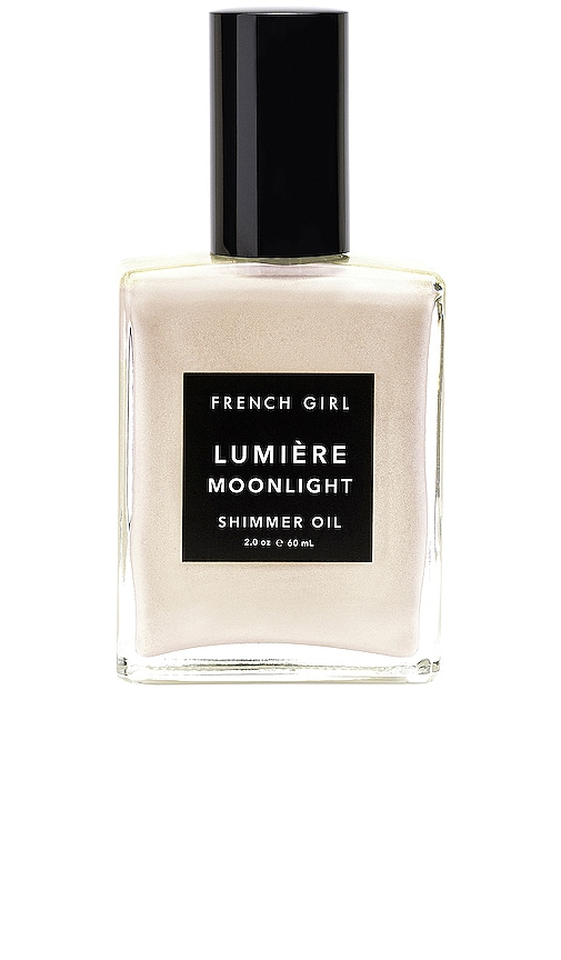 FRENCH GIRL ORGANICS LUMIERE SHIMMER OIL
