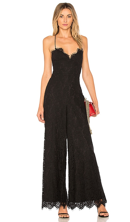 The Jade Jumpsuit in Black. - size 2 (also in 0) Fame & Partners sy5r6W