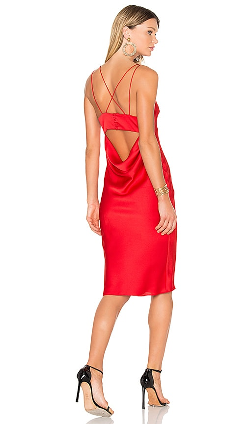 X REVOLVE Ziv Midi Dress