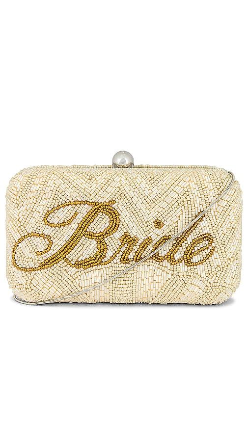 BRIDE ボックスクラッチ From St Xavier $106