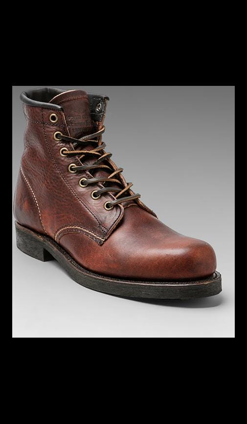 Arkansas Mid Lace Boot